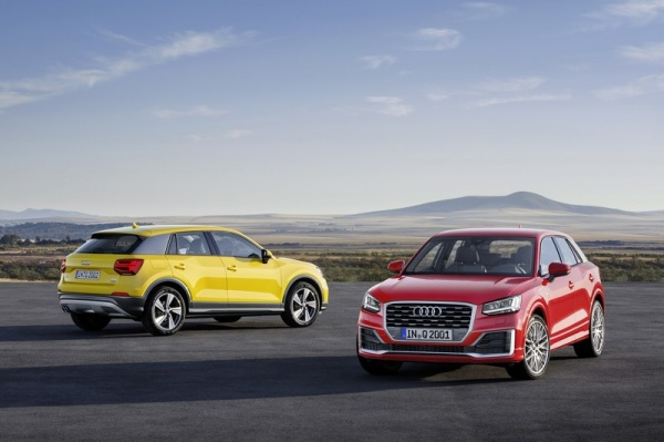 เล็กพริกขี้หนู จิ๋วแต่แจ๋วจริงๆ สำหรับ Audi Q2 ครอสโอเวอร์รุ่นเล็กที่น่าสนใจ