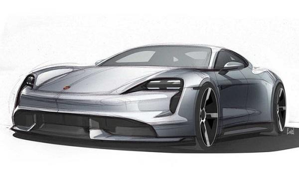 ปล่อยทีเซอร์ออกมายั่วใจแฟนๆสำหรับ Porsche Taycan 2019 ใหม่