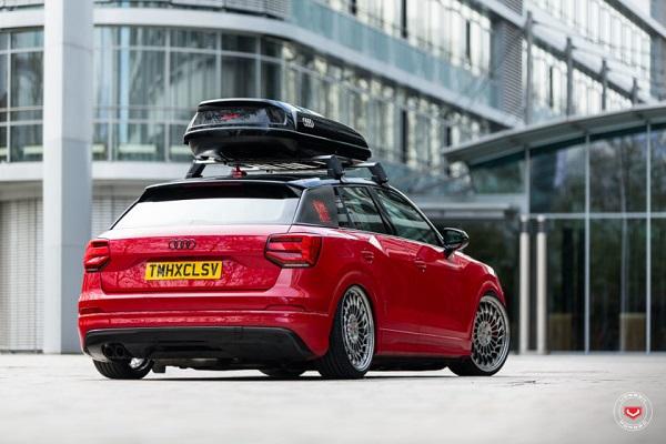ปรับลุคให้ Audi Q2 ดูลุย พร้อมซิ่ง และเท่ไปอีกสไตล์สำหรับแนวการออกแบบแต่งรถสำหรับคุณ
