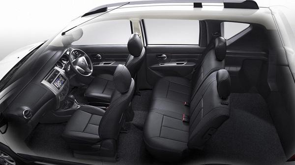 ภายในห้องโดยสาร All-new Nissan Livina 2019