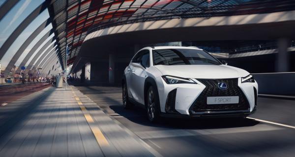 รถยนต์ Crossover All-New Lexus UX 2019