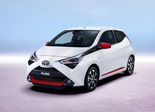 รถเล็ก Toyota Aygo X-Trend 2019