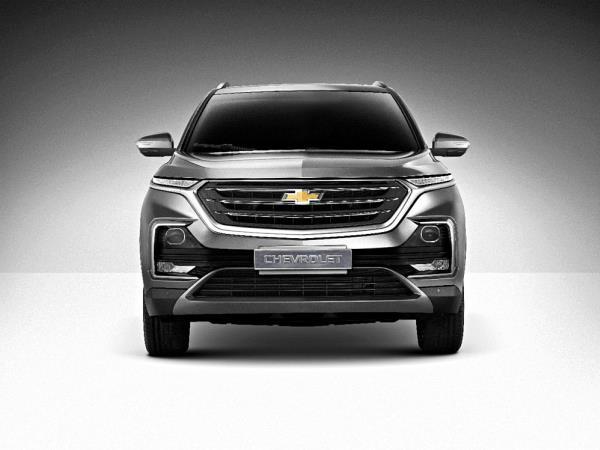 การเปิดตัวอย่างเป็นทางการในไทยของ All-New Chevrolet Captiva 2019
