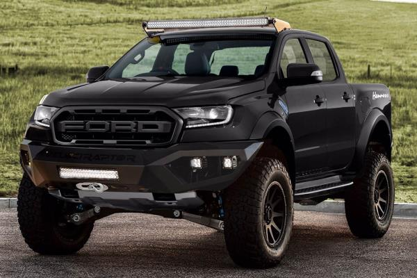 Hennessey ผู้รังสรรค์ให้ Ford Ranger 2019 กลายเป็น Hennessey Ranger VelociRaptor 2019