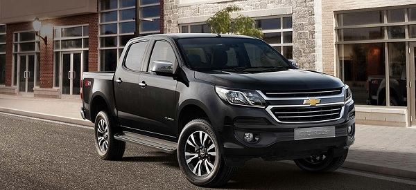 CHEVROLET COLORADO C-CAP 4x2 M/T LT