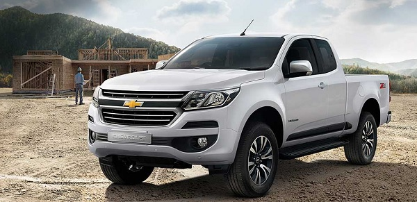 CHEVROLET COLORADO X-CAP 4x2 M/T LT