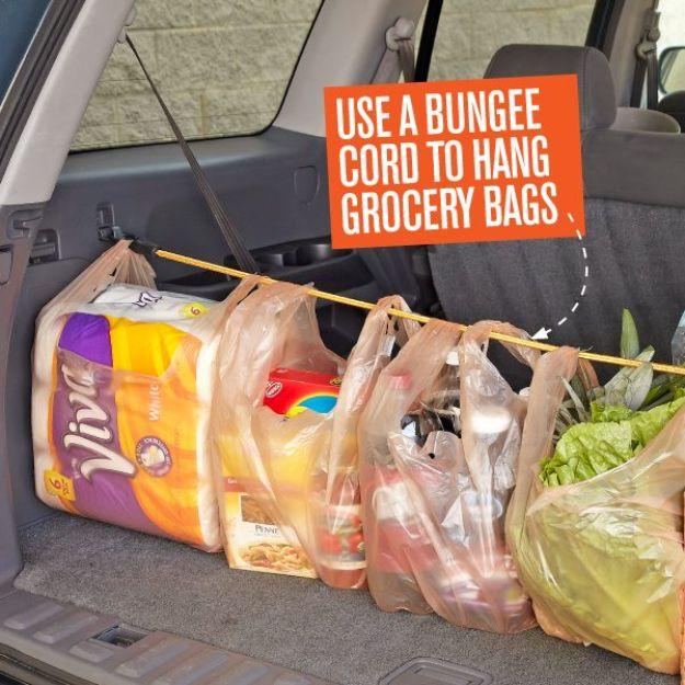 ไอเดีย จัดระเบียบสัมภาระในรถ