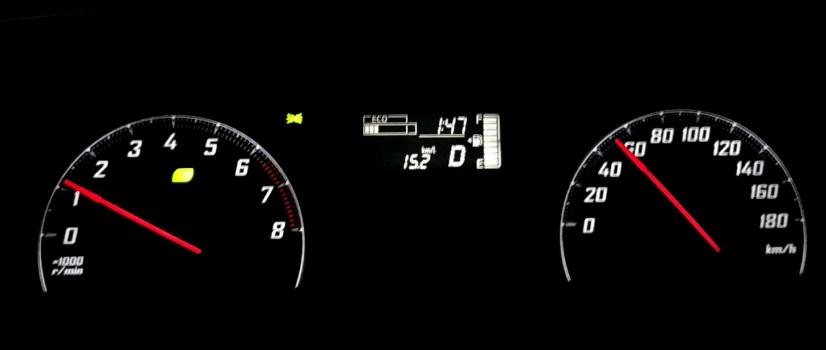 ขับด้วยความเร็วคงที่