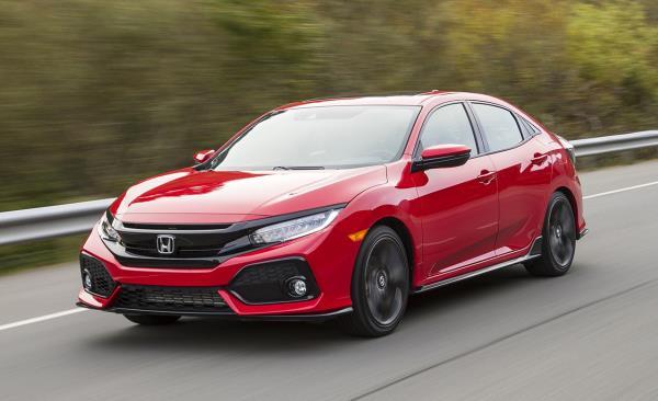 รถเก๋งแต่งสวย Honda Civic