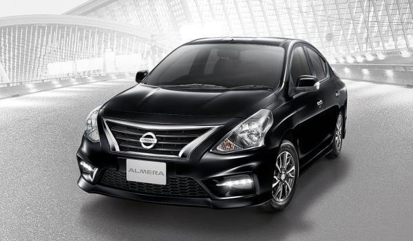 รถเก๋งแต่งสวย Nissan Almera