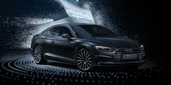 Audi A5 Coupe (2019)