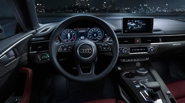 Audi A5 Coupe (2019)  มาพร้อมอุปกรณ์และสิ่งอำนวยความสะดวกที่ทันสมัย