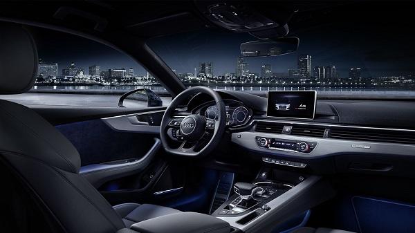 Audi A5 Sportback  (2019) มาพร้อมกับอุปกรณ์และสิ่งอำนวยความสะดวกที่ทันสมัย