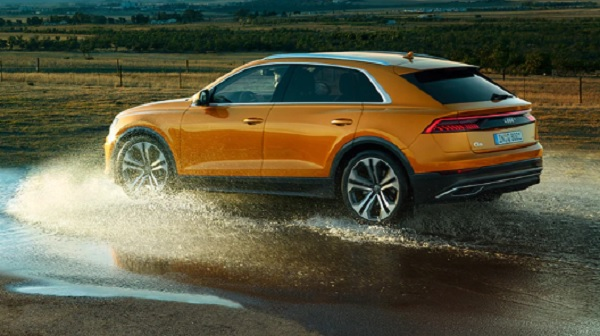 ด้านระบบความปลอดภัย Audi Q8 (2019)
