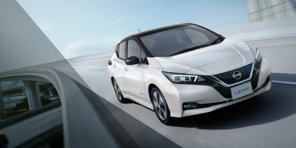 รถยนต์ไฟฟ้า Nissan Leaf