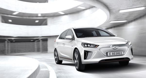 ข้อมูลเบื้องต้นรถยนต์ไฟฟ้า Hyundai IONIQ
