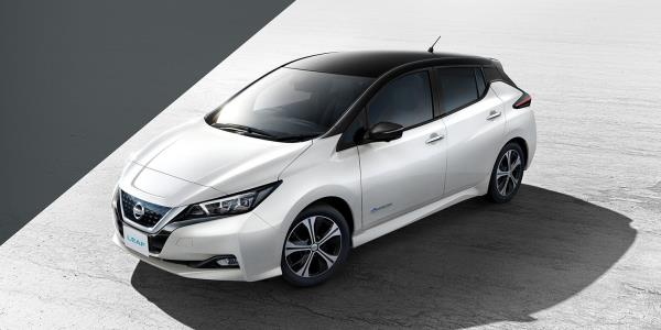 ข้อมูลเบื้องต้นรถยนต์ไฟฟ้า Nissan Leaf