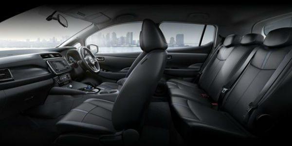 รีวิวรถยนต์ไฟฟ้า Nissan Leaf