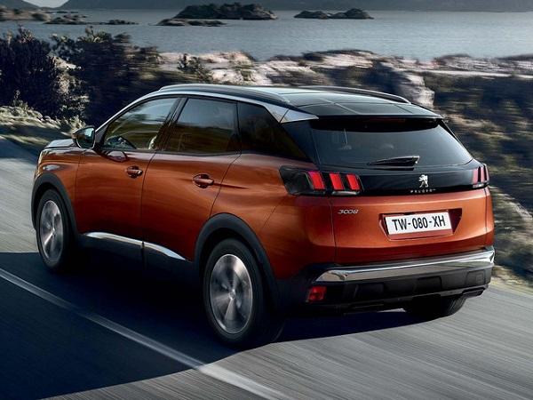 Peugeot 3008 (2019) ปราดเปรียว ดุดัน และความหรูหรา รอบคัน