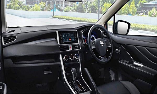 ภายใน Nissan Livina 2019