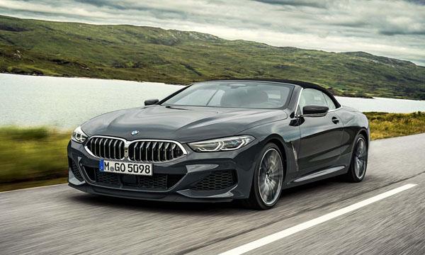 BMW M850i Convertible 2019 เอกสิทธิ์แห่งความเหนือระดับ