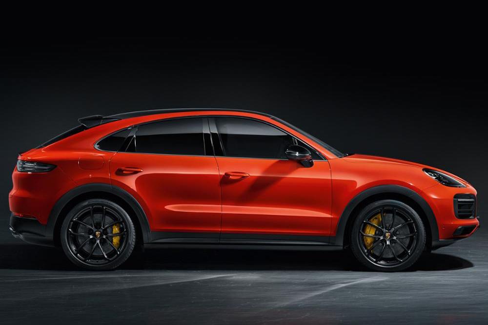 สำหรับไสตล์ของ Porsche Cayenne 2019 เวอร์ชั่นใหม่ล่าสุดของ Cayenne ซึ่งมาพร้อมตัวถังทรงคูเป้ ท้ายลาด ปราดเปรียวและแน่นอนเพื่อภาพลักษณ์ที่สปอร์ตกว่า Porsche Cayenne