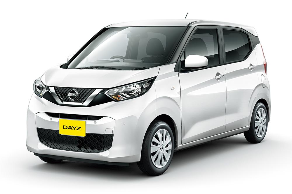 Nissan  Dayz เปิดตัวในญี่ปุ่น