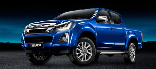 Isuzu D-MAX Cab 4 1.9 Ddi S Blue Power M/T