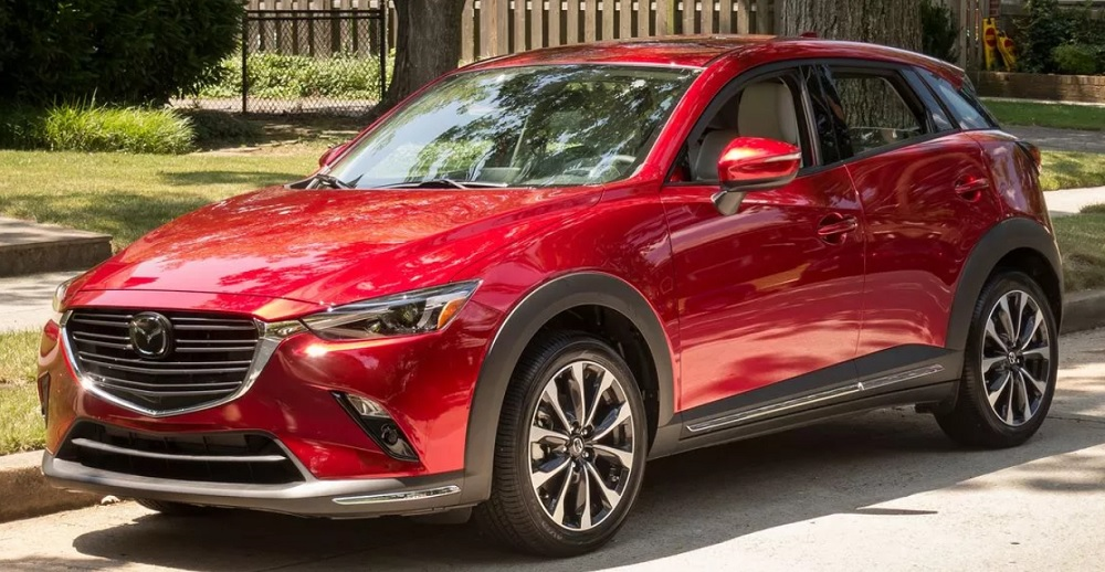 Mazda CX-3 Exclusive Mods รถครอสโอเวอร์รุ่นเล็กตกแต่งแบบเดียวกับเวอร์ชั่นญี่ปุ่น ราคาเริ่มต้นที่ 1,110,000 บาท
