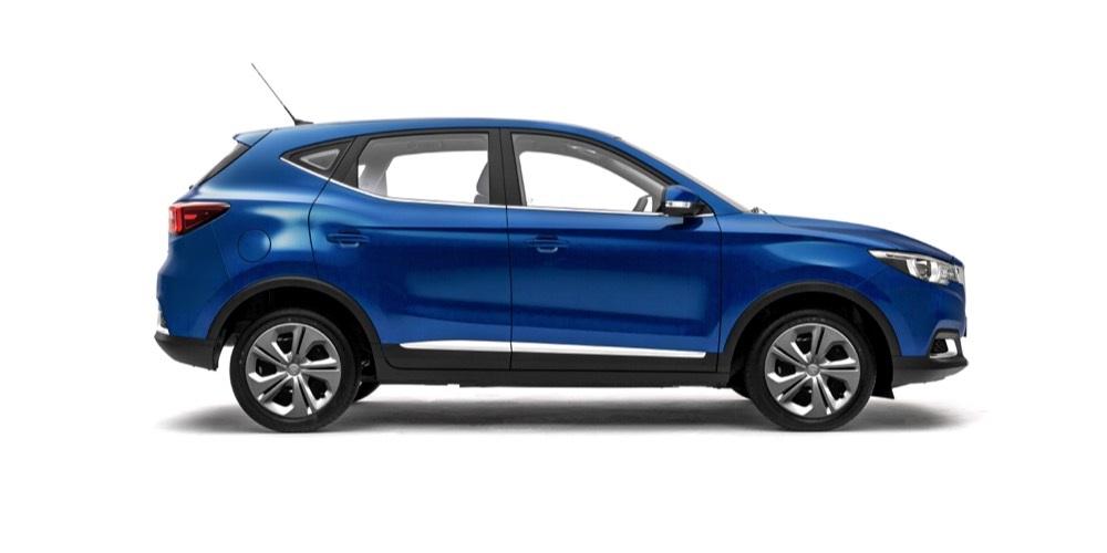 MG ZS EV 2019 รถยนต์ไฟฟ้ารุ่นใหม่ล่าสุดจากค่ายรถยนต์ MG ที่พร้อมออกมาตีตลาดรถยนต์ไฟฟ้าด้วยราคาเริ่มต้นที่  569,000 - 711,000 บาท