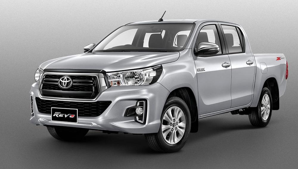 Toyota Hilux Revo Z Edition 2019 เอาใจสาวกนักเลงรถกระบะแต่งซิ่ง โดยรุ่นนี้เป็นรุ่นพิเศษที่ทาง TOYOTA ได้จับมือกับสำนักแต่ง PSP เนรมิตให้ออกมาสวยซิ่งสมใจสาวกนักเลงรถกระบะแต่งซิ่ง