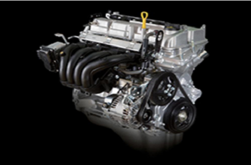 Suzuki Ertiga ติดตั้งเครื่องยนต์เบนซิน K14B 4 สูบ 16 วาล์ว ขนาด 1.4 ลิตร ให้กำลังสูงสุด 92 แรงม้า ที่ 6,000 รอบ/นาที แรงบิดสูงสุด 130 นิวตัน-เมตร ที่ 4,000 รอบ/นาที ส่งกำลังด้วยระบบเกียร์อัตโนมัติ 4 สปีด รองรับเชื้อเพลิง E20