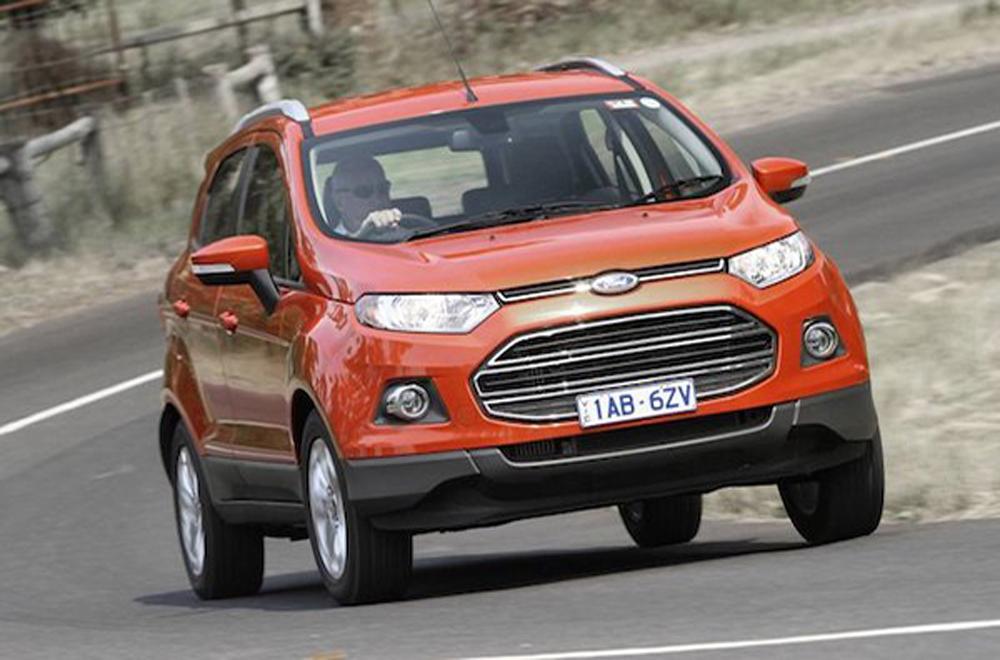 Ford Ecosport รถ URBAN SUV เต็มเปี่ยมไปด้วยฟังก์ชั่นภายในสุดล้ำทั้งจากพวงมาลัยปรับระดับได้ 4 ทิศทาง หน้าจออินโฟเทนเมนท์รองรับการสั่งงานด้วยเสียง SYNC อีกทั้งในรุ่น 1.5 Titanium AT ยังมีการติดตั้งหลังคาซันรูฟแบบปรับไฟฟ้า