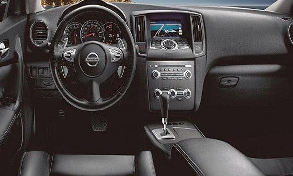 ภายใน Nissan Terra 2019