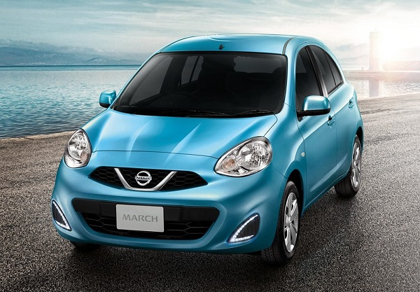 Nissan March 2018-2019