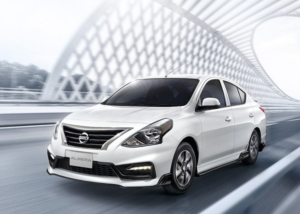 Nissan Almera 2018-2019