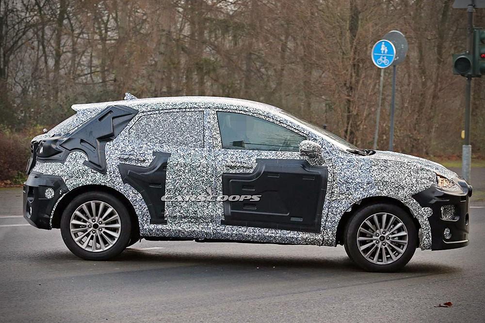 ซึ่งตอนนี้ยังไม่แน่ใจว่า All-new Ford Puma 2019 จะเป็นชื่อที่ใช้เฉพาะโซนยุโรป แบบเดียวกับ All-new Ford Escape 2019 ที่ทำตลาดในชื่อ Ford Kuga หรือเรียก Puma