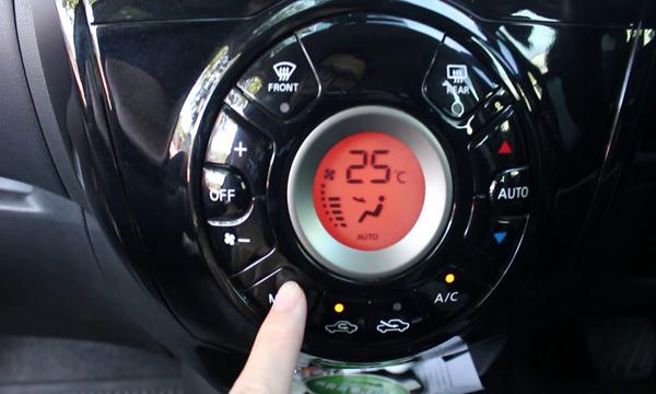 ปรับแอร์รถยนต์อย่างไรให้เย็นไว