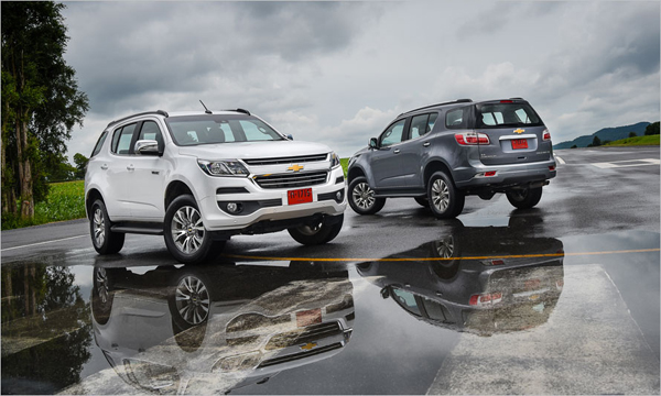 Chevrolet Trailblazer 2019 พีพีวีสายพันธุ์สปอร์ต