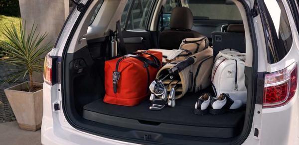 Chevrolet Trailblazer มือสอง