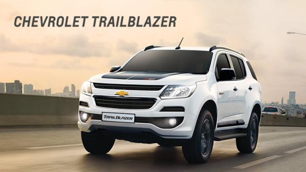 Chevrolet Trailblazer มือสอง