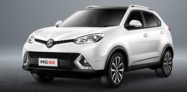 NEW MG GS