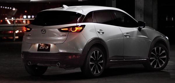 New Mazda CX-3 (2018 – 2019)