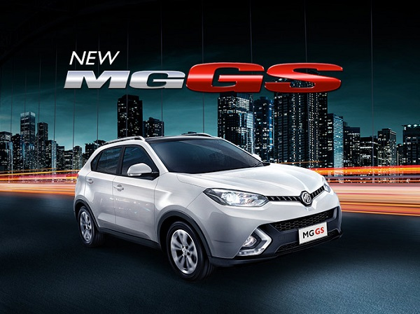 NEW MG GS 2018 – 2019