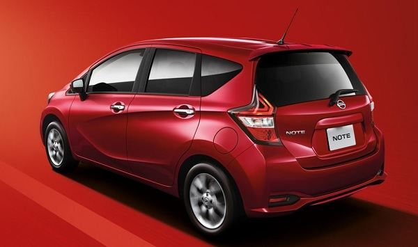 NEW NISSAN NOTE