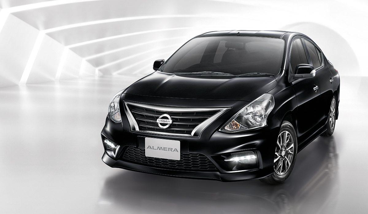 Nissan Almera รุ่น 1.2 S MT