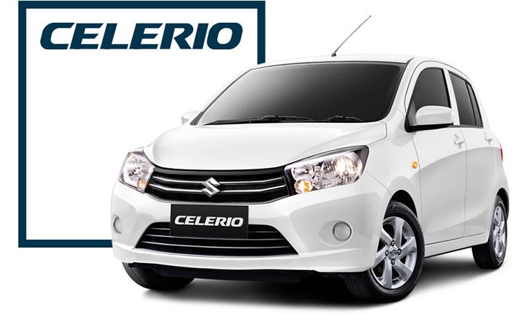Suzuki Celerio รุ่น GA / MT