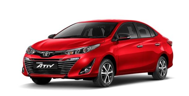 Toyota Yaris ATIV รุ่น J Eco