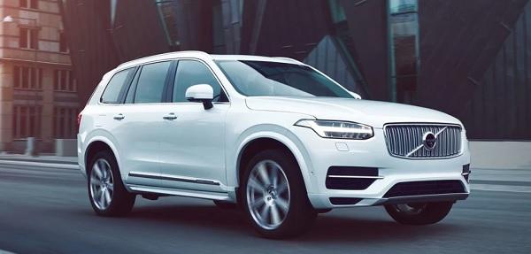 VOLVO XC90 (2019) รถยนต์ SUV ดีไซน์หรูจากสวีเดน