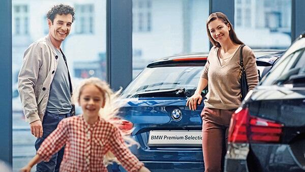 ลูกค้า BMW